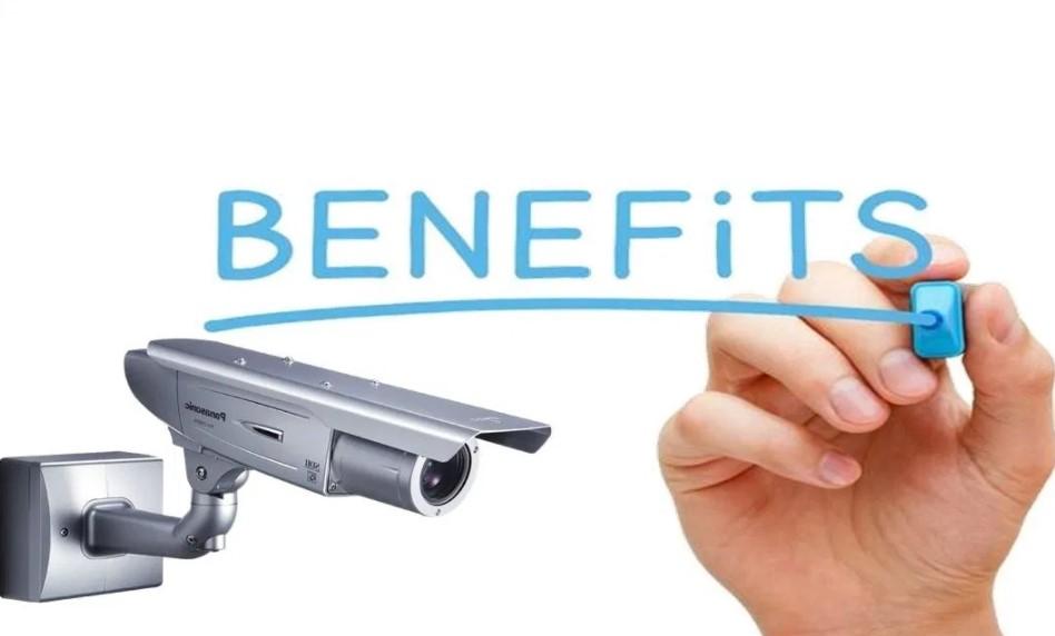 Benefits of CCTV